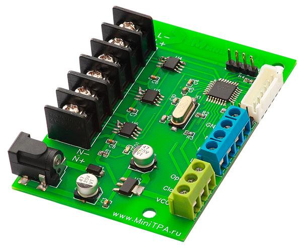 Разработка промышленных контроллеров